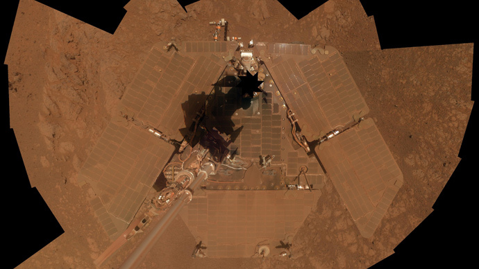 mars rover cleaning event - photo #9