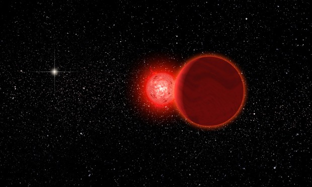 Red Dwarf Star Got Really Close to our Solar System 70000 ...