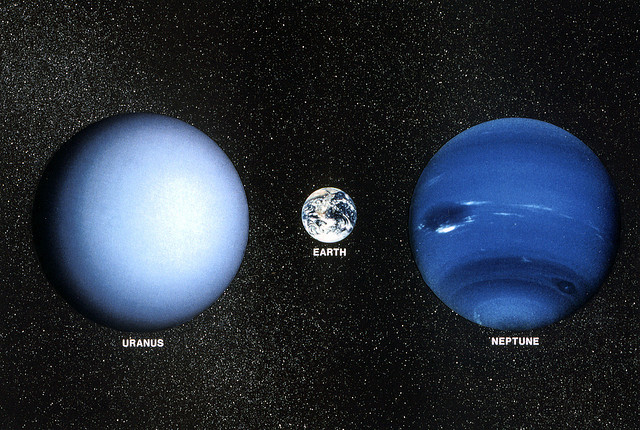 Uranus And Neptune Are Next on NASA's Itinerary • Apex Tribune