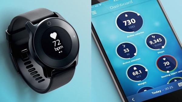 health smartwatch