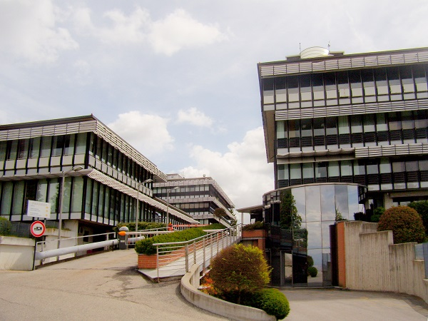 ferrero or the nutella producer building