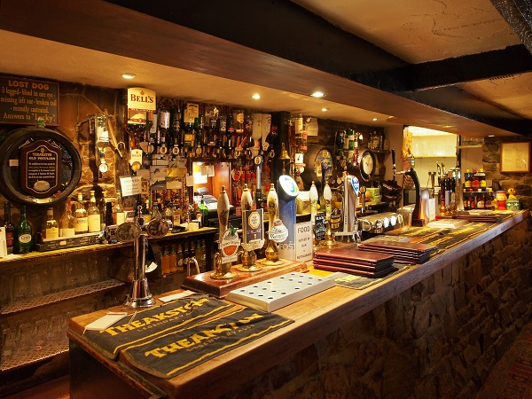 pubs and their interior