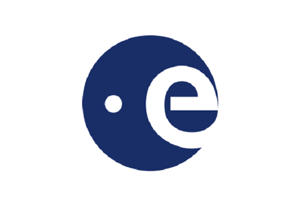 The logo of ESA