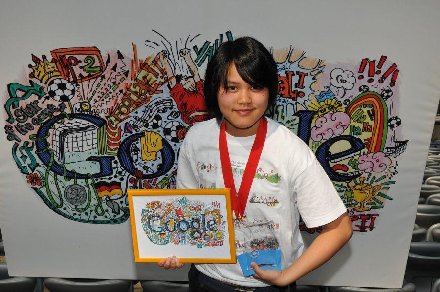 Google Contest Winners 2015