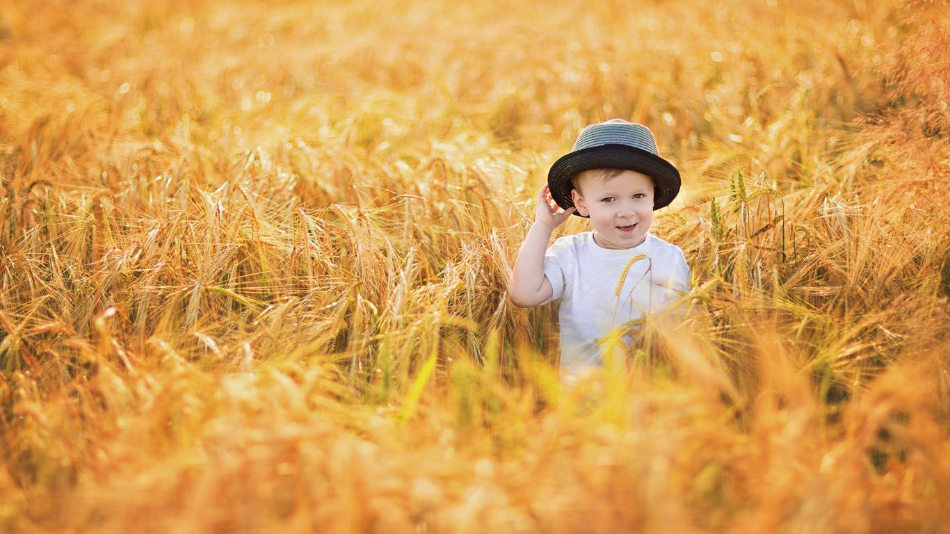 Image result for child with Field