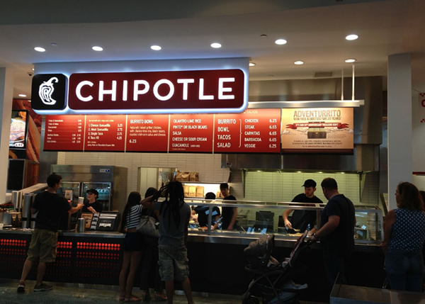 Hospitalized Chipotle customer wants more burritos