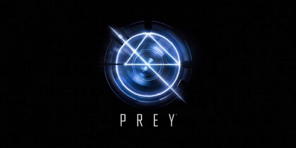 """Prey"" game logo"