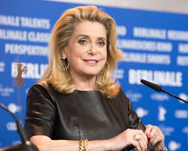 French Actress Catherine Deneuve