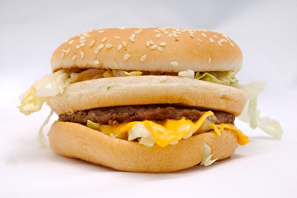 Big Mac sandwich